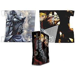 Skin Console XBOX 360 Slim Fullmetal Alchemist 2