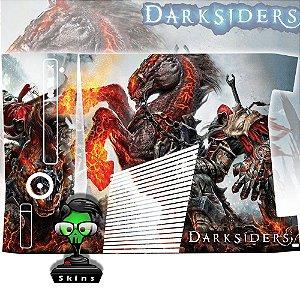 Skin Console XBOX 360 Slim DarkSiders