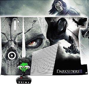 Skin Console XBOX 360 Slim DarkSiders II