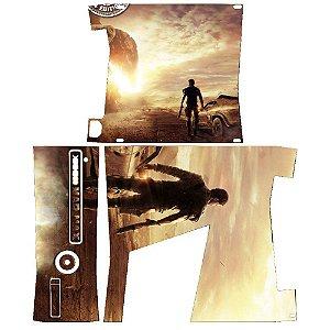 Skin Console XBOX 360 Slim Mad Max