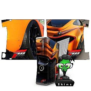 Skin Console XBOX 360 Slim Forza
