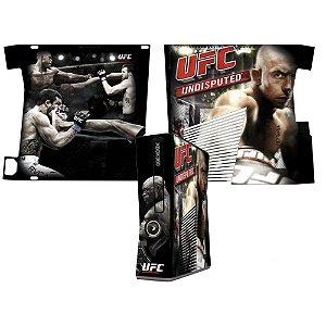 Skin Console XBOX 360 Slim UFC Undisputed