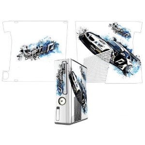 Skin Console XBOX 360 Slim Shift 2 Mod 2