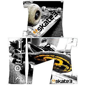 Skin Console XBOX 360 Slim Skate 3