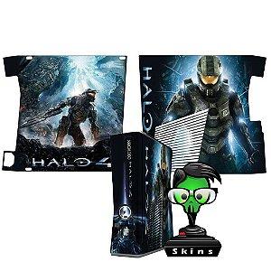 Skin Console XBOX 360 Slim Halo 4