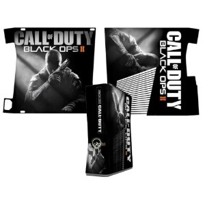 Skin Console XBOX 360 Slim Call of Duty Black Ops 2 mod 2