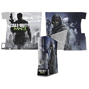 Skin Console XBOX 360 Slim Call of Duty MW3 mod 5
