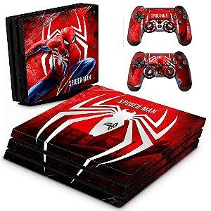 Adesivo skin PS4 PRO Spiderman 2021
