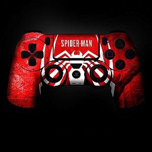Adesivo de Controle PS4 Spider Man 2020