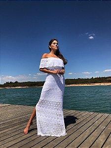 Vestido Dunas Branco