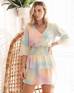 Vestido Milão Colors