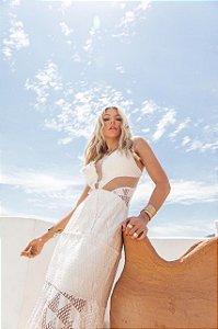 Vestido Saint Tropez Off White