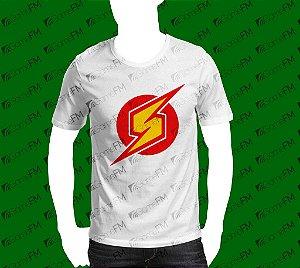Camisa Metroid Logo