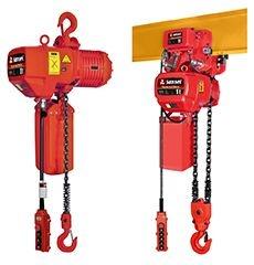 Talha Elétrica de Corrente - STD 500 kg à 05 Ton