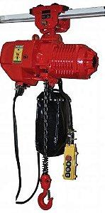Talha Elétrica de Corrente 300 - 500 - 1.000 - 3.000  Ton - Posse Maquinas