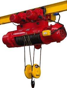 Talha Elétrica - Cabo de Aço - 10 - 20 Ton