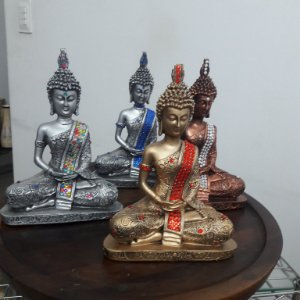 buda tibetano sob medida