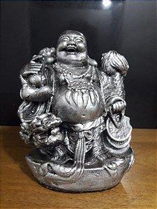 Buda Hotéi cor prata