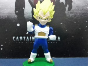 Super Vegeta - Dragon Ball Z - Boneco  - MugenMundo