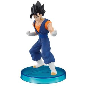 Boneco Dragon Ball Z - Vegetto / Vegito - Bandai - Lindo!