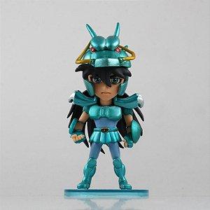 Saint Seiya Miniatura - Shiryu De Dragão - 10 Cm