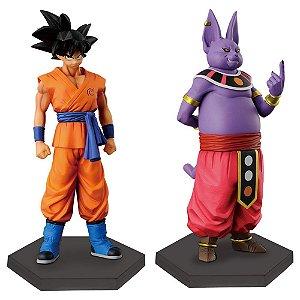 Goku Fukkatsu no F & Hakaishin Champa - Dragon Ball Super - 17 Cm