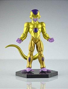 Action Figure / Boneco Freeza Dourado / Gold Freeza Novo - MugenMundo