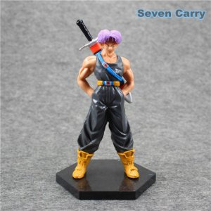 Trunks Do Futuro Boneco / Action Figure/ Mirai Trunks - MugenMundo