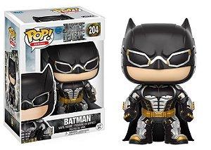 Boneco Funko Pop! Liga Da Justiça Batman Nº 204 Original - MugenMundo