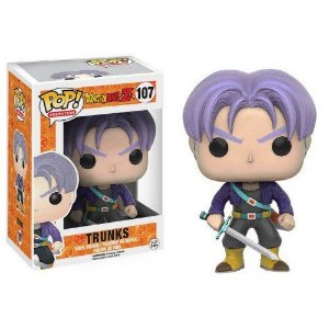 Funko Pop - Trunks Dragon Ball Z - Original N107 Mugenmundo