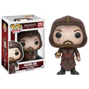 Funko Pop! Assassin's Creed Boneco Aguilar #375 - Mugenmundo