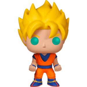 Goku Super Saiyajin Funko Pop (réplica) Dragon Ball Z