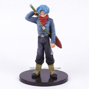 Boneco Dragon Ball Super - Trunks Do Futuro Novo Mugenmundo