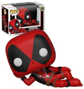 Funko Pop Deadpool Original - #320 - Deadpool deitado