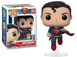 Funko Pop - Superman - Flying Superman 80th Anniversary 251