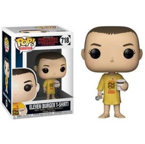 Funko Pop Television: Stranger Things - Eleven Burger #718