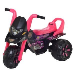 Triciclo Infantil Fox G-Force Teen Monstro Rosa