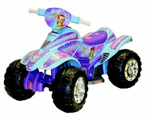 Quadriciclo Elétrico Infantil  Dakkar Ice 6V (186)
