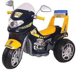 Moto Elétrica Infantil Sprint Polícia Rodivária 6V