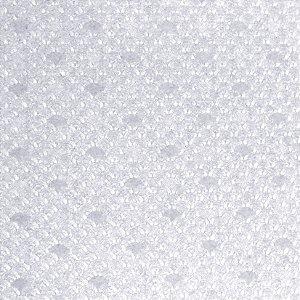Papel de Parede Leques Vinílico Lavável Isola Italiano + Cola Grátis
