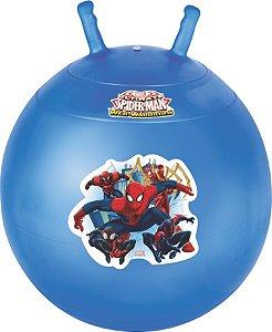 Bola Pula-Pula Azul Spider