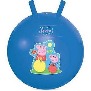 Bola Pula-Pula Azul Peppa Pig
