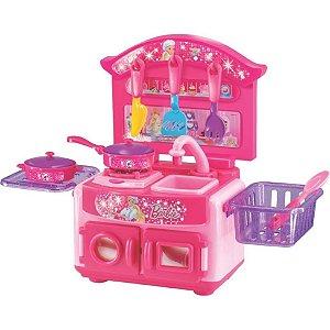 Cozinha Fashion Premium Barbie Chef