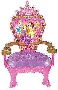 Trono Infantil Princesas Disney