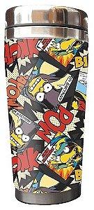 Copo Térmico Quadrinhos Os Simpsons Bart Bartman (250006)