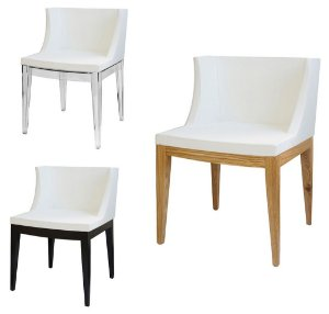 Cadeira Cristie Branca