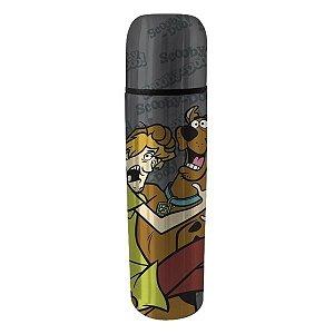 Garrafa Térmica Aço Inox Hanna Barbera Scooby e Salsicha (28215)