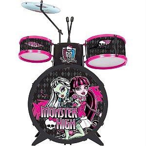 Bateria Infantil Monster High Fun
