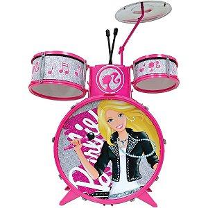 Bateria Infantil Barbie Pop Star Fun