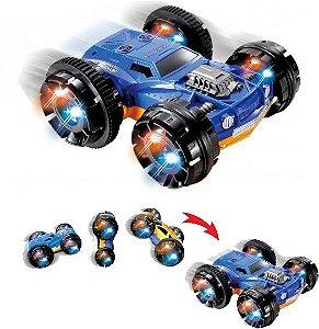 Carrinho De Controle Remoto Tornado Racers Duo Extreme Mundi Toys